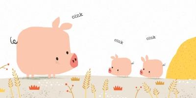 Alex Willmore - Piggies