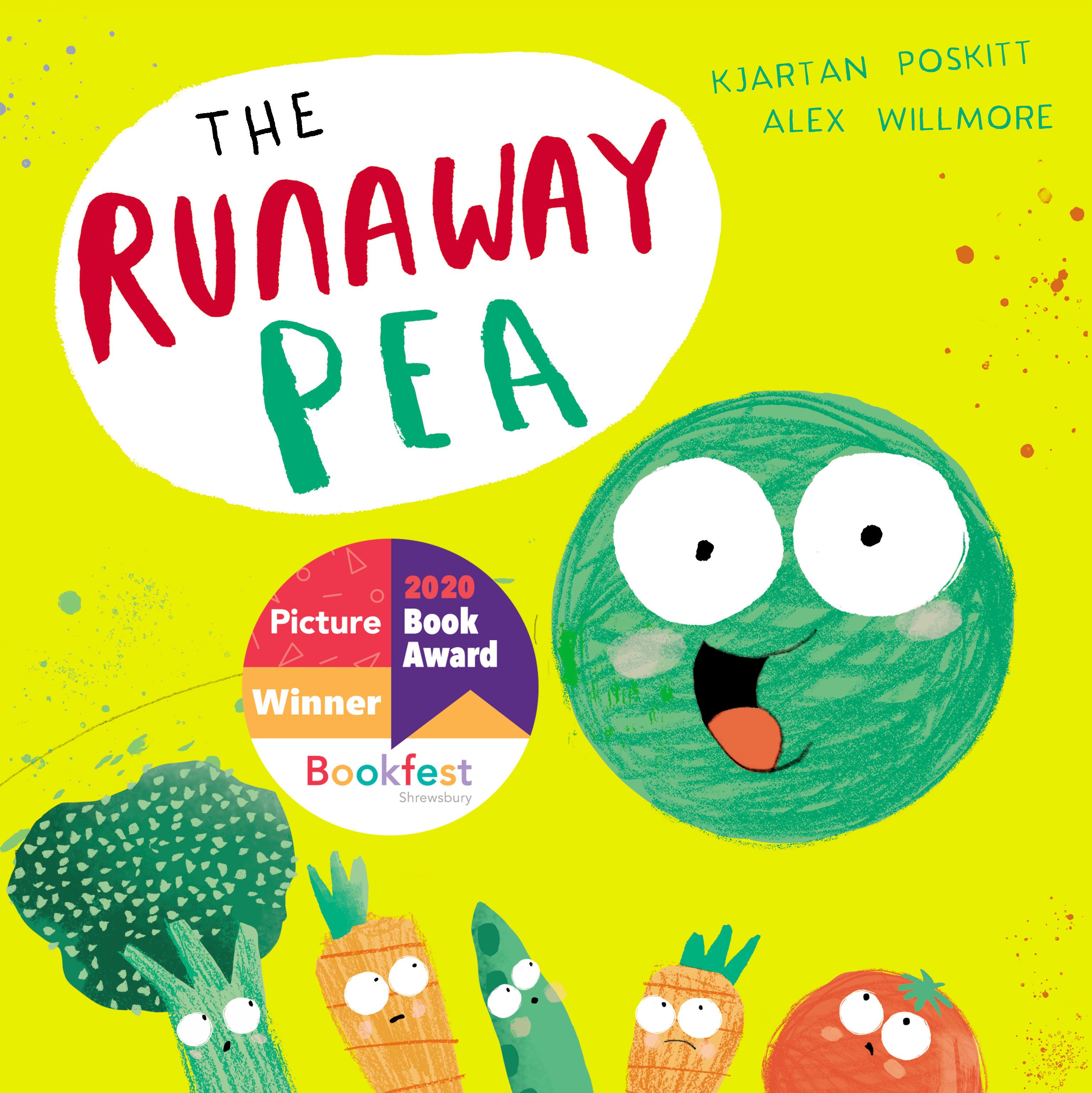 The Runaway Pea winner
